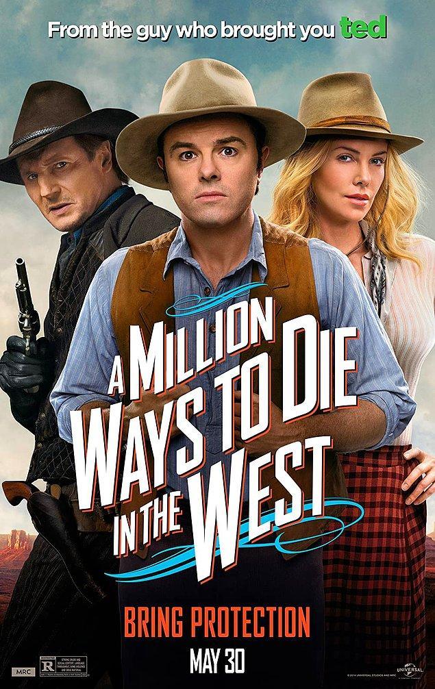 19. A Million Ways to Die in the West