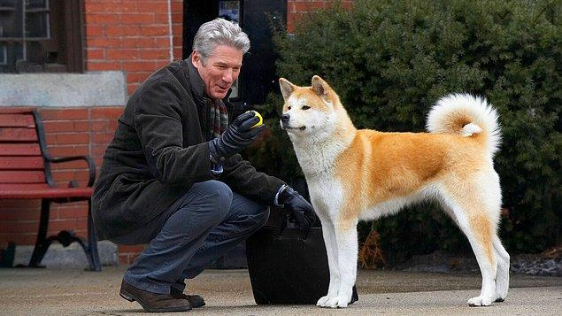 9. Hachi: A Dog's Tale (2009)