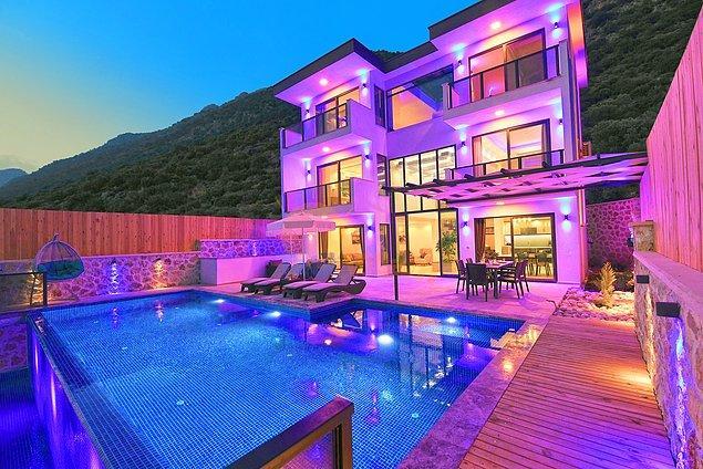 Harika bir ev daha.