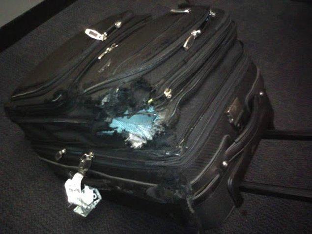 12. Eşyalar hazır peki ya valiziniz hazır mı? Yoksa artık eşyalarınızı taşımak için çok mu yaşlandı?