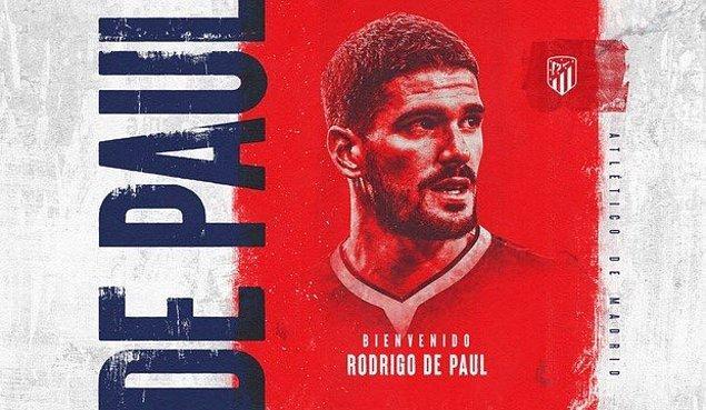 145. Rodrigo de Paul