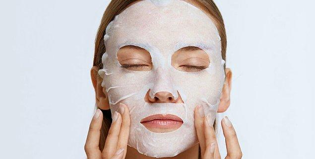 7. Haftada bir cildinizin ihtiyacı doğrultusunda maske yapmanın da büyük faydası olacaktır.