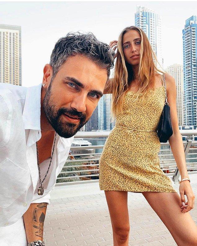 4. Ünlü DJ Doğuş Çabakçor, boşanmasının ardından yeni sevgilisiyle ilk kez geçtiğimiz aylarda fotoğraf paylaştı.