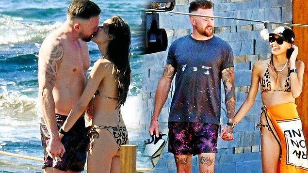 13. Yakın zamanda ilişkisini noktalayan Dilan Çiçek Deniz, reklam yönetmeni Thor Saevarsson ile birlikteliğini gizlemiyor.