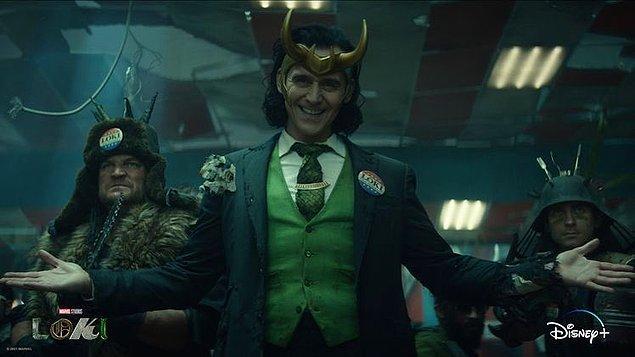 3. Loki, 2. sezon onayı aldı.