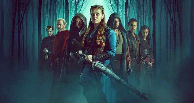10. Netflix, Cursed dizisini iptal etti.