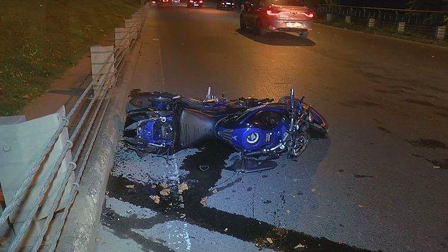"""""""Motorsiklet kazaları' konulu genelge"""