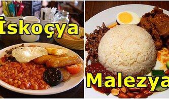 En İyi Kahvaltı Hangisi? Dünyanın Dört Bir Yanından 17 Ülkenin Favori Kahvaltıları