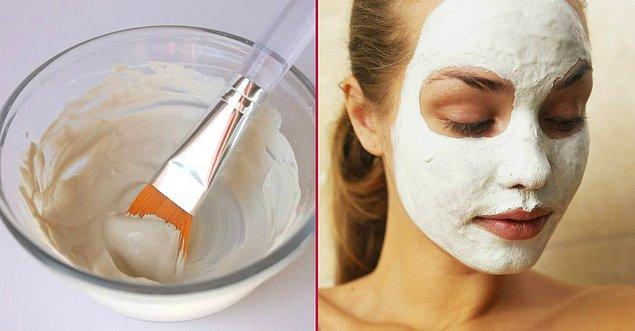 10. Zaman zaman cilt tipinize göre maske uygulamak teninizin pürüzsüzlüğünü ortaya çıkarır.