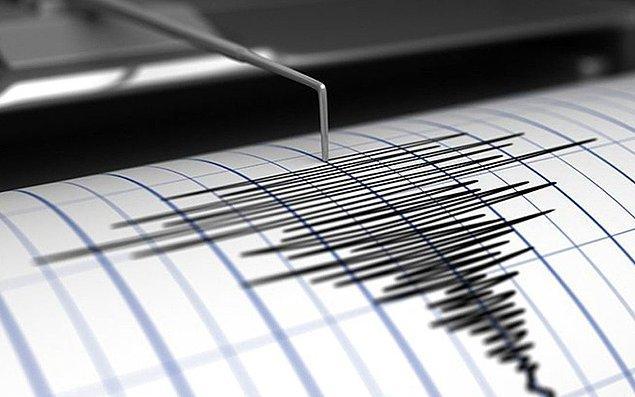 16 Temmuz AFAD ve Kandilli Son Depremler