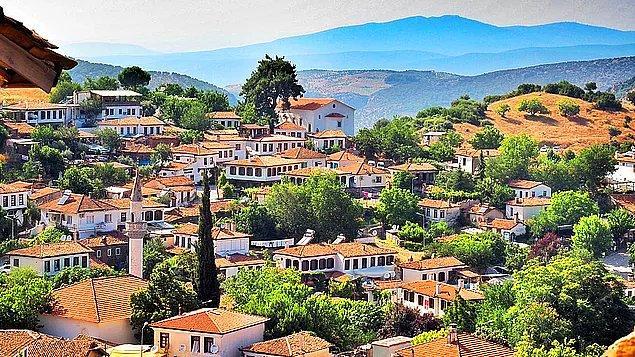 5. Şirince, İzmir