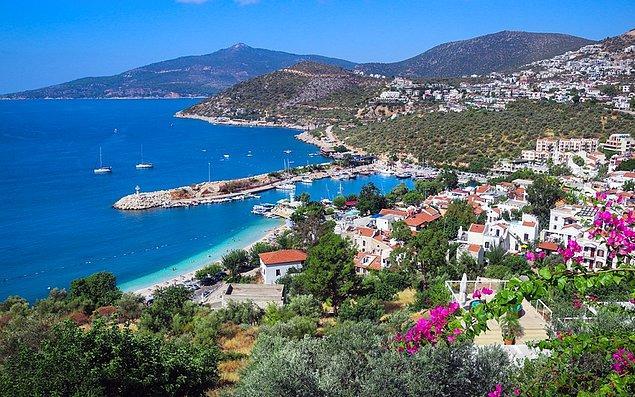8. Kalkan, Antalya