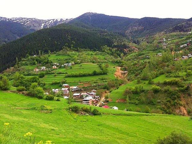 9. Zigana Köyü, Gümüşhane