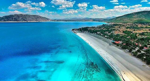 14. Salda Gölü, Burdur