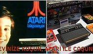 Geçmişte Türk Televizyonlarında Yayınlanmış Beyin Yakan Atari Reklamları