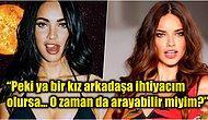 Alev Aldı Buralar! Megan Fox Dünyaca Ünlü Model Adriana Lima'ya Yarınlar Yokmuşçasına Yürüdü🔥