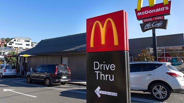 """7. """"McDonald's yerine Macca's diyorlar."""""""