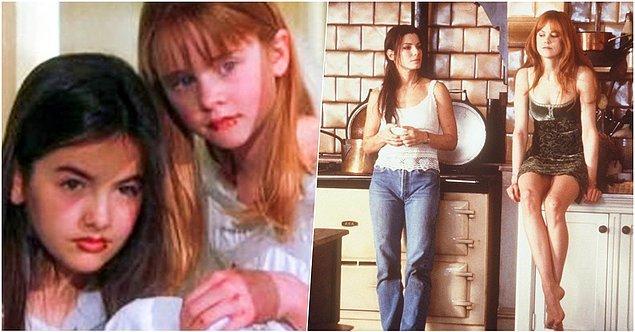 """4. """"Practical Magic"""" - Sally ve Gillian Owens karakterleri"""