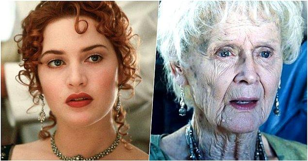 """5. """"Titanic"""" - Rose DeWitt Bukater karakteri"""