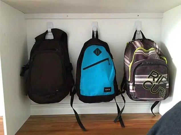 18. Vestiyeriniz ya da çanta dolabınız yeterli düzen seviyesine ulaşmıyor mu?