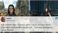 Tüm Tamriel'in En Sadığı, Skyrim'in En Delikanlı Yoldaşı Lydia'yı Unutamayan Oyuncular
