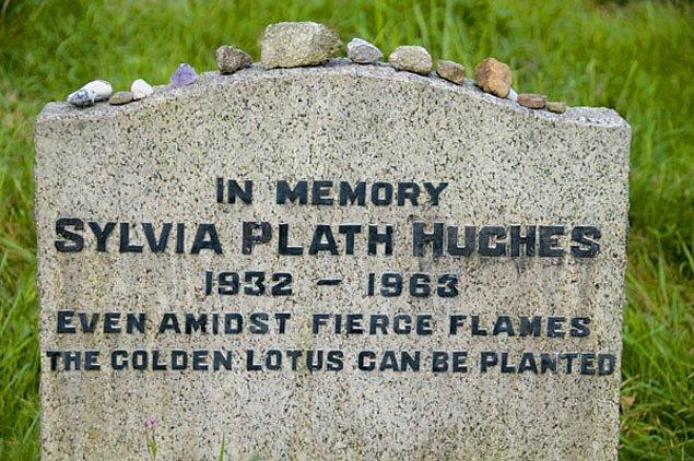 4. Sylvia Plath
