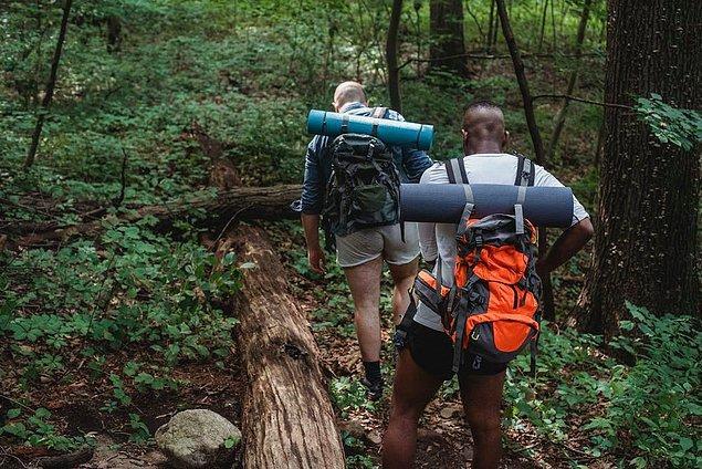 2. Uzun bir trekking rotası belirlemek