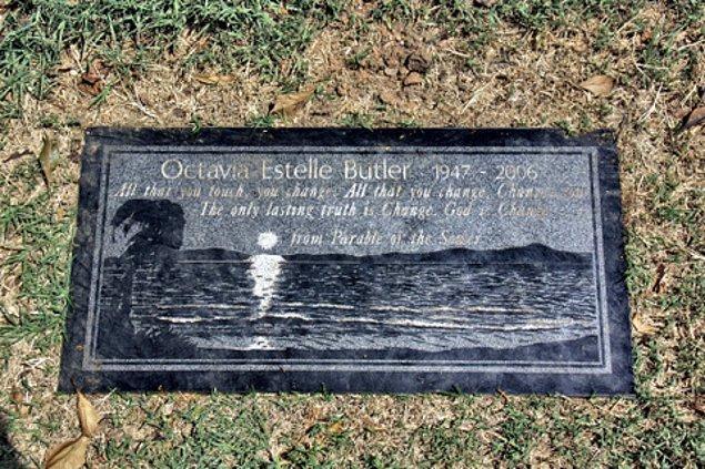 9. Octavia E. Butler