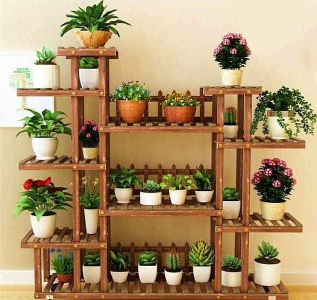 4. Dekoratif ürünlerle evinizi bambaşka bir yaşam alanına dönüştürebilirsiniz.
