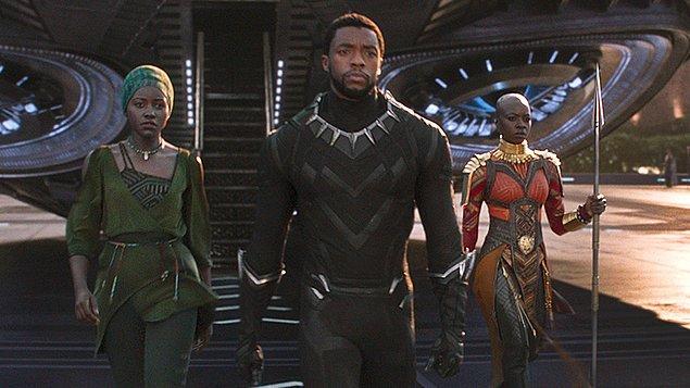 60. Black Panther (2018)