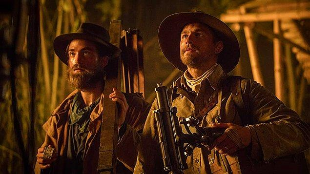 47. The Lost City of Z (2016)