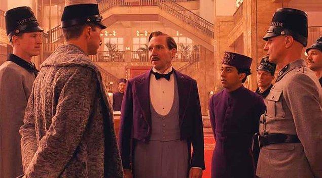 32. The Grand Budapest Hotel (2014)