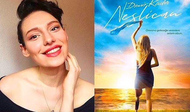 7. 2019 yılında kanser nedeniyle hayatını kaybeden ve mücadelesiyle simge haline gelen Neslican Tay'ın hayatını konu alacak filmin baş rol oyuncusu belli oldu.