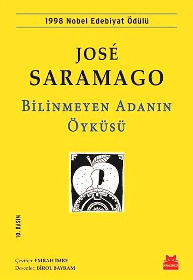 1. Bilinmeyen Adanın Öyküsü -  José Saramago - 59 sayfa