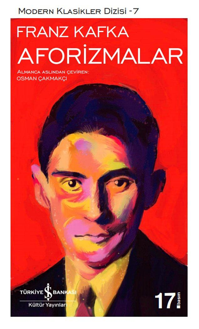 11. Aforizmalar - Franz Kafka - 112 sayfa