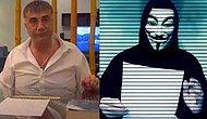 Anonymous'tan Sedat Peker'e: Yürü Git Faşist