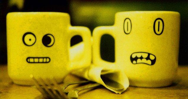 9. Her maddede olduğu gibi kahvede de ölümcül riskler var, 100 fincan içerseniz o sınıra ulaşıyorsunuz.