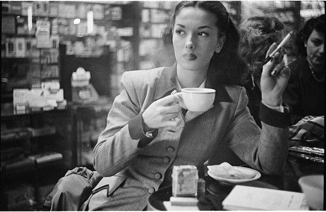 10. Kahvenin etkisi siz fincanınızdaki kahveyi bitirmeden başlar.