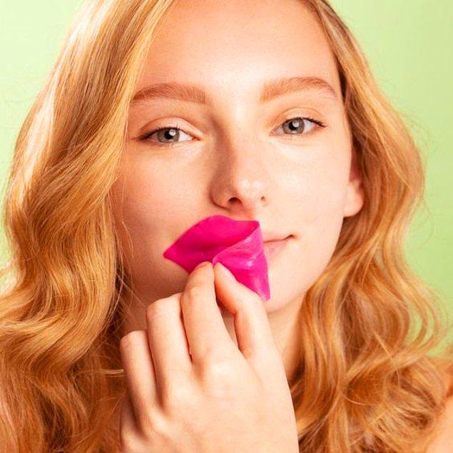 2. Düzenli olarak dudak maskesi yapın.