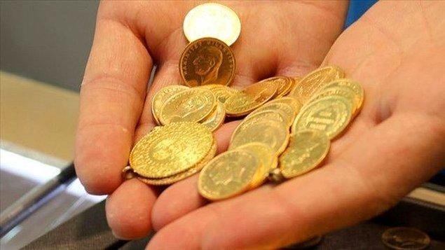 Spot Altın TL/GR Fiyatı