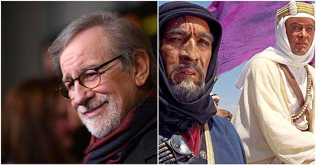 2. Steven Spielberg - Lawrence of Arabia (1962)