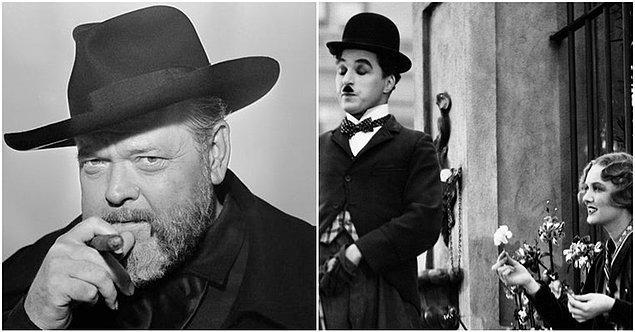 4. Orson Welles - City Lights (1931)