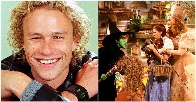 18. Heath Ledger - The Wizard of Oz (1939)