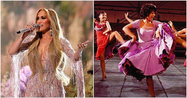 21. Jennifer Lopez - West Side Story (1961)