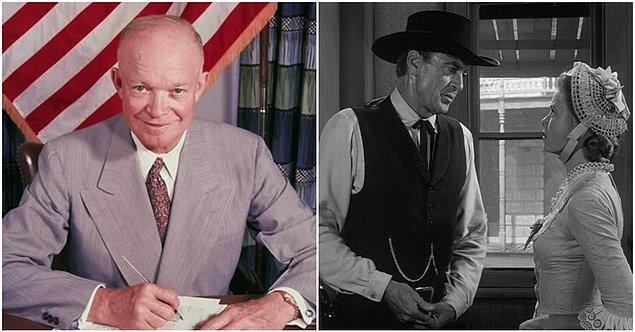 30. Dwight D. Eisenhower - High Noon (1952)