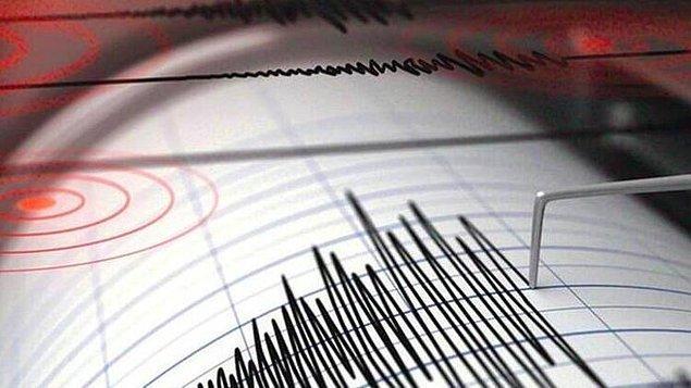 Aydın'ın Efeler İlçesinde 3.9 Büyüklüğünde Deprem