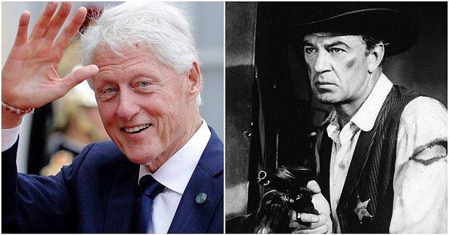 29. Bill Clinton - High Noon (1952)