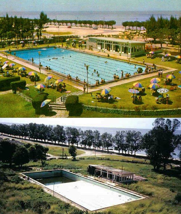 3. Mozambik Grande Hotel 1960'lar - 2000'ler: