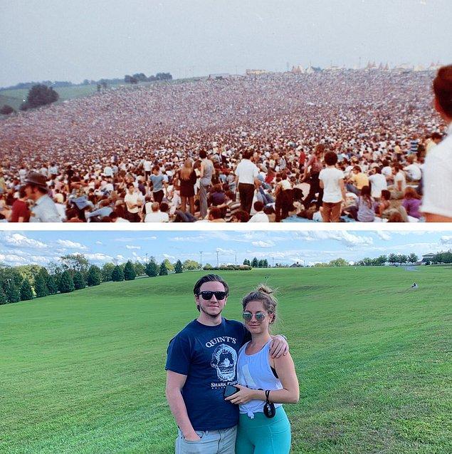 8. Woodstock Festivali 1969 - 2020: