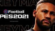Brezilyalı Oyuncu Neymar, PES'in Elçisi Oldu